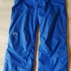 The North Face Boy's Large Freedom Insulated Pants